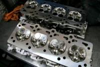 フェラーリF355ヘッド加工完成