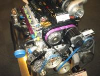 HKS RB26DETTエンジン