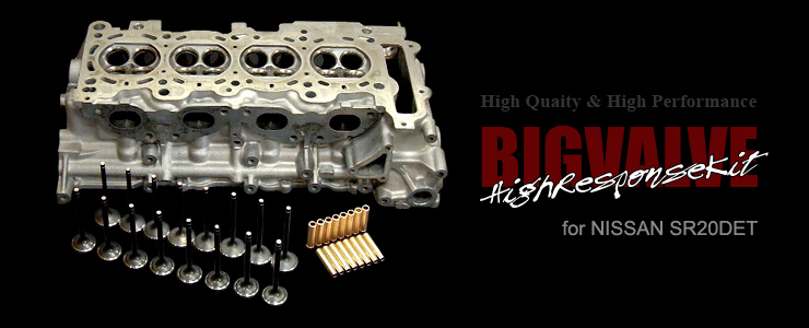 BIGVALVEHigh Response Kit for SR20DET