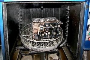 部品洗浄機