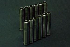 RB26鋳鉄インテークバルブガイド(6mmロング)