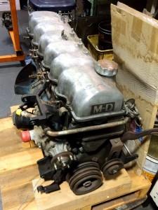 M型エンジン