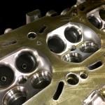 RB26DETT燃焼室加工